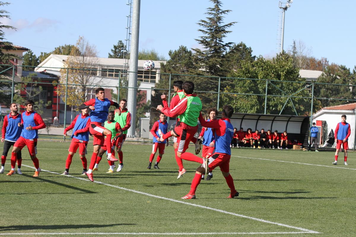Adana Demirspor Maçı Hazırlıklarımız Devam Ediyor