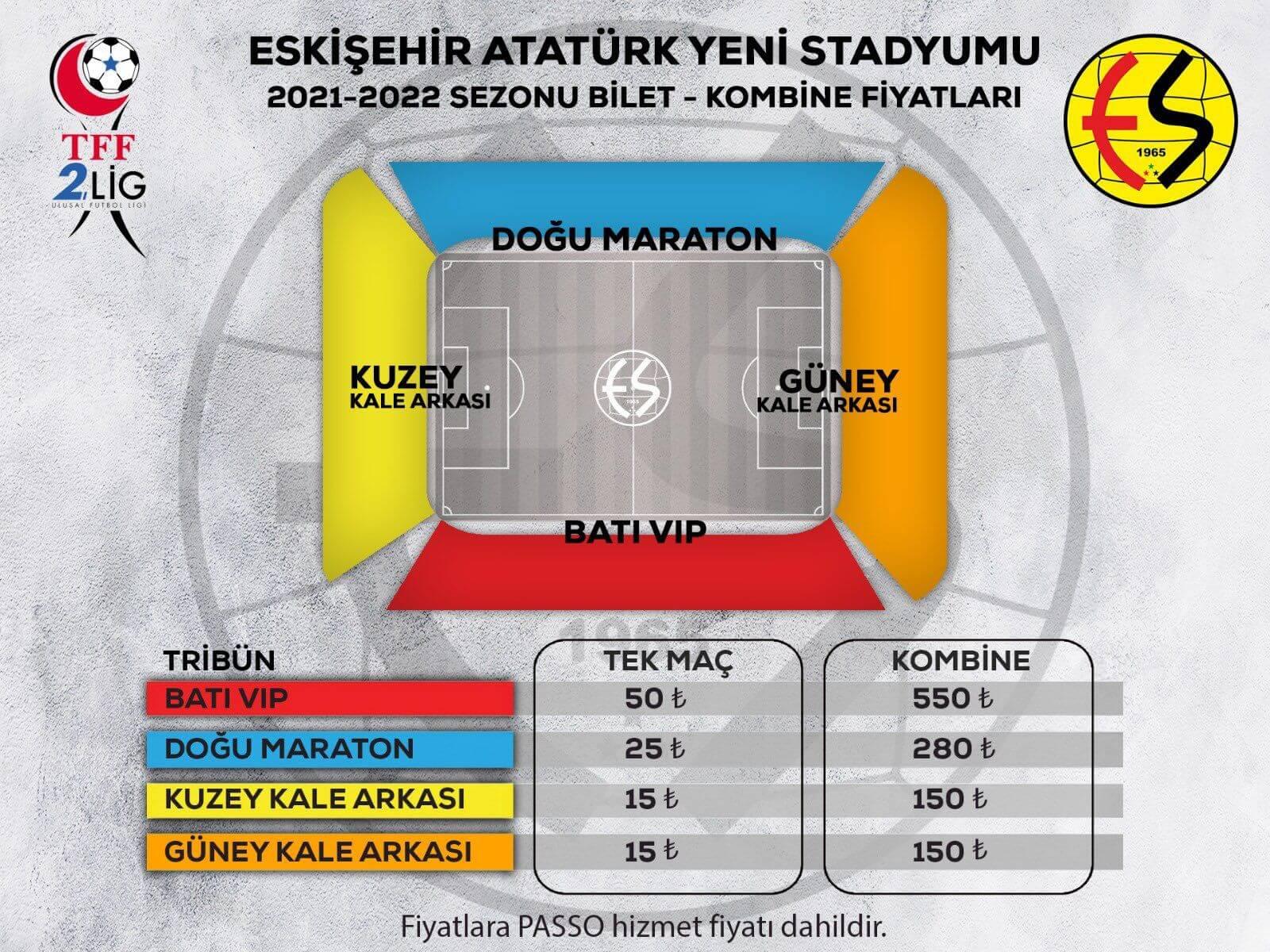 Şanlıurfaspor Maçı Biletlerimiz Yarın Satışta…