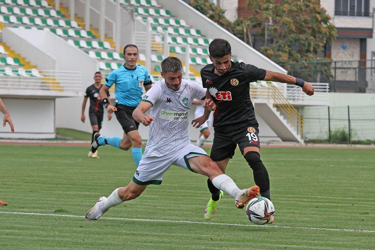 Kırklarelispor 3 - 2 Eskişehirspor