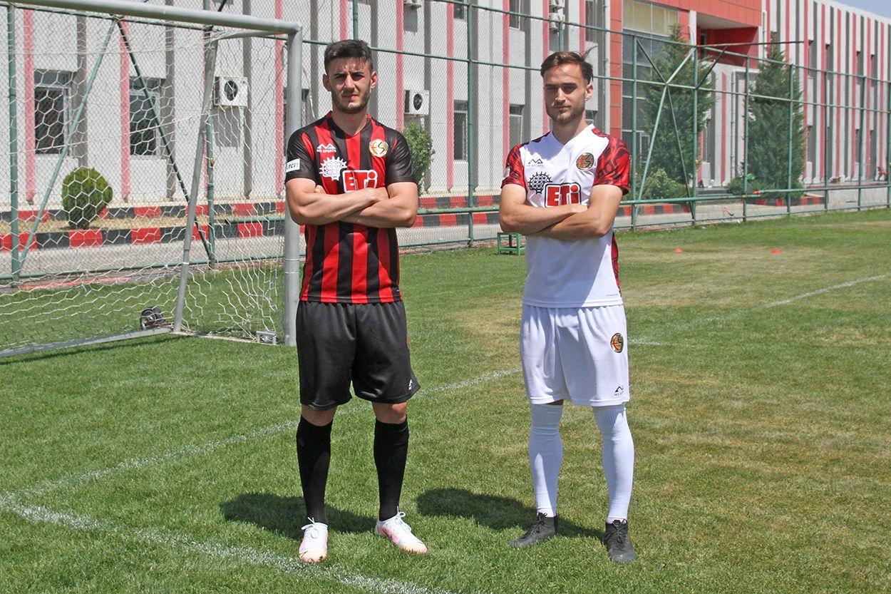 İşte Eskişehirspor'un yeni sezon formaları