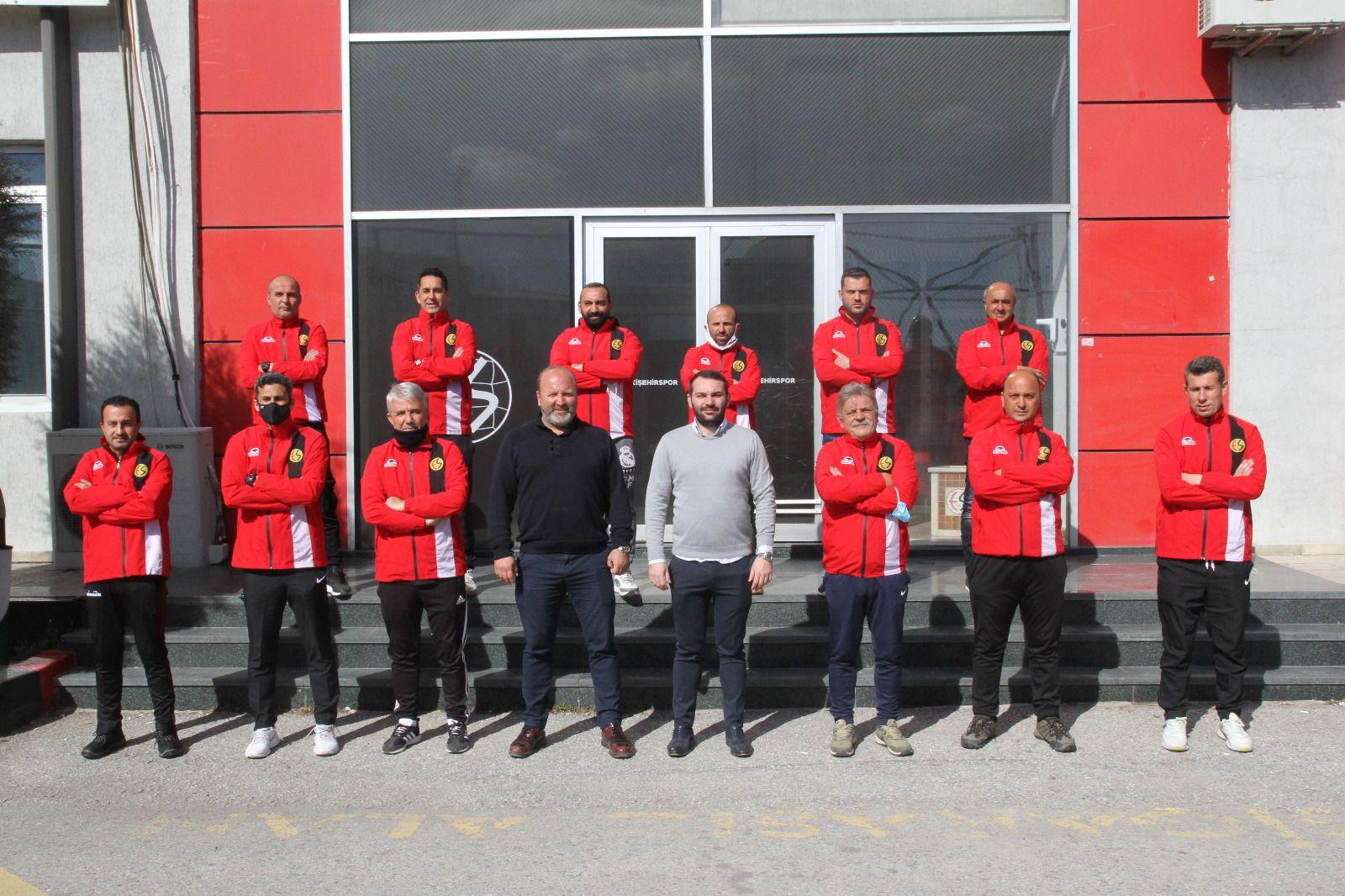 Eskişehirspor'da yeni yapı hayata geçti