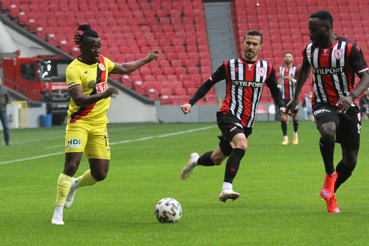 Samsunspor 6 - 1 Eskişehirspor