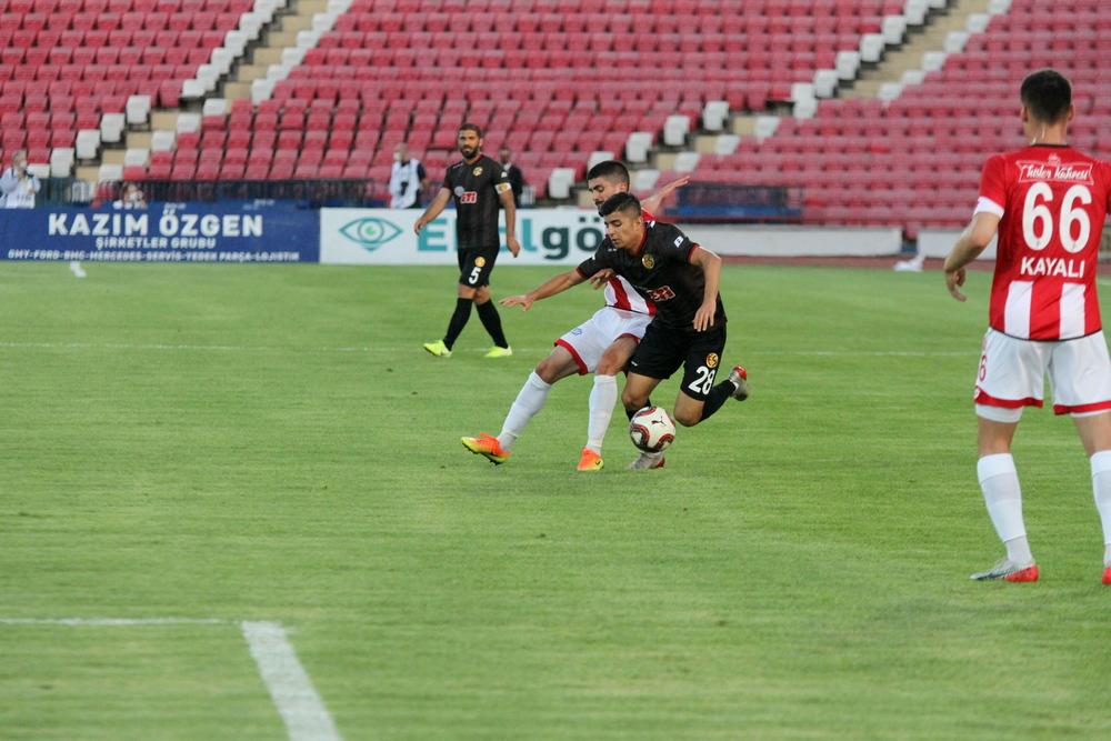 EH Balıkesirspor: 2 Eskişehirspor: 0