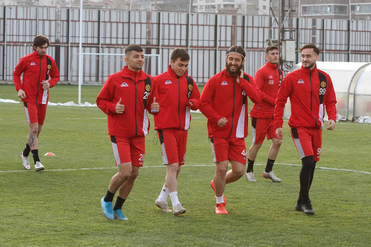 Samsunspor Maçı Hazırlıklarımız Tamamlandı