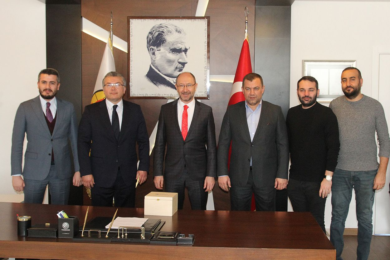 Eskişehirspor'a fidan desteği