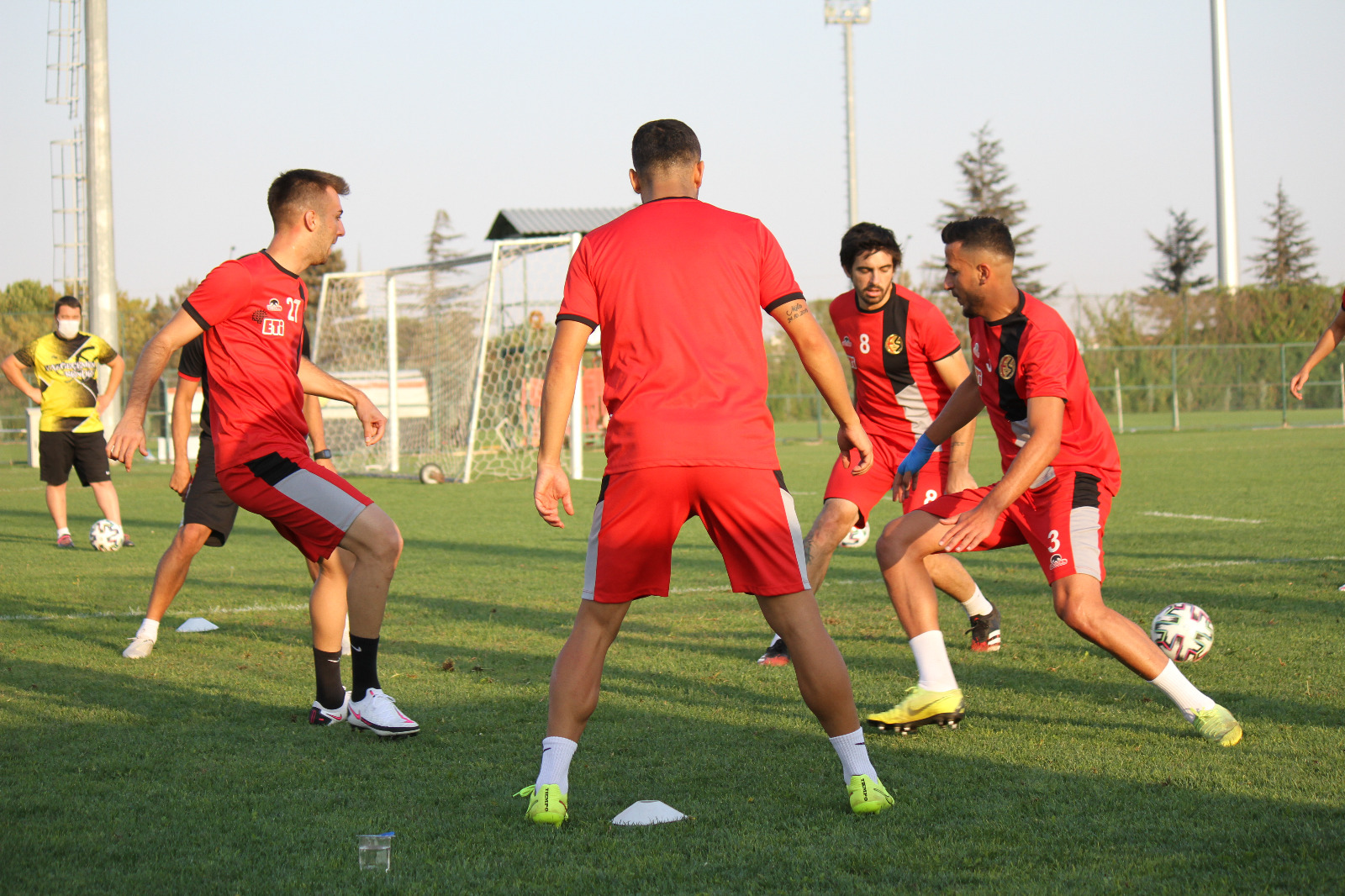 Adanaspor Maçı Hazırlıklarımız Tamamlandı