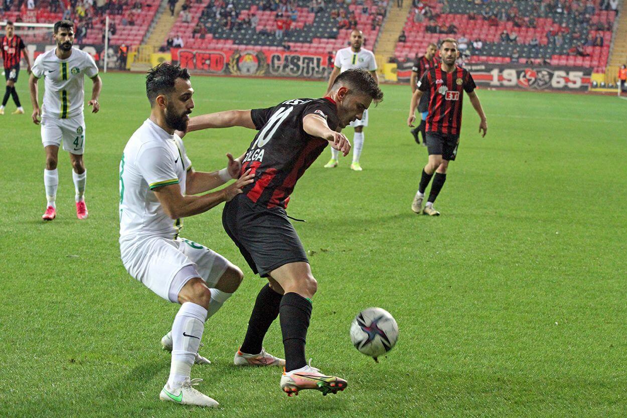 Eskişehirspor 0 - 0 Şanlıurfaspor