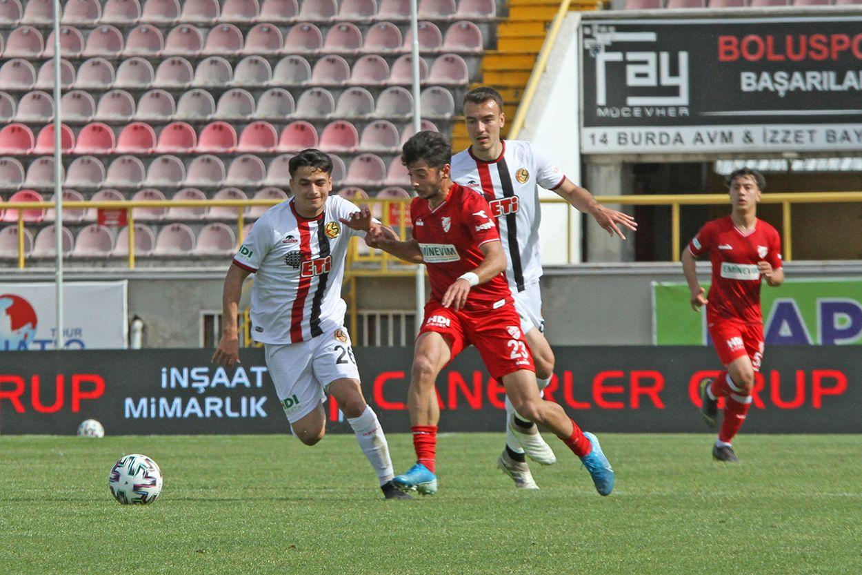 Boluspor 3 - 0 Eskişehirspor