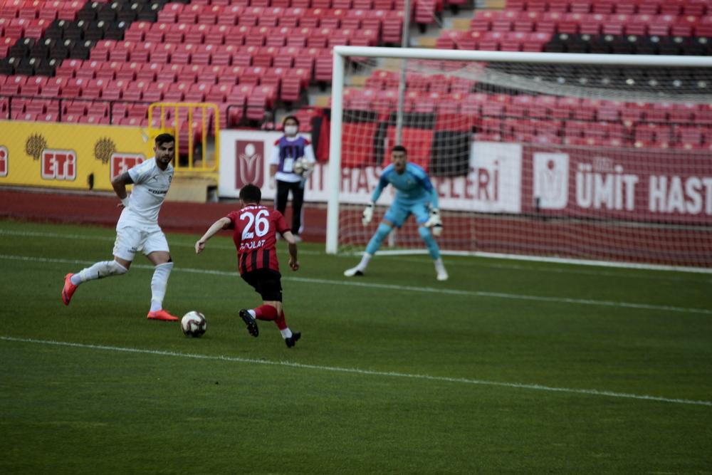 Eskişehirspor: 2 Altay: 2