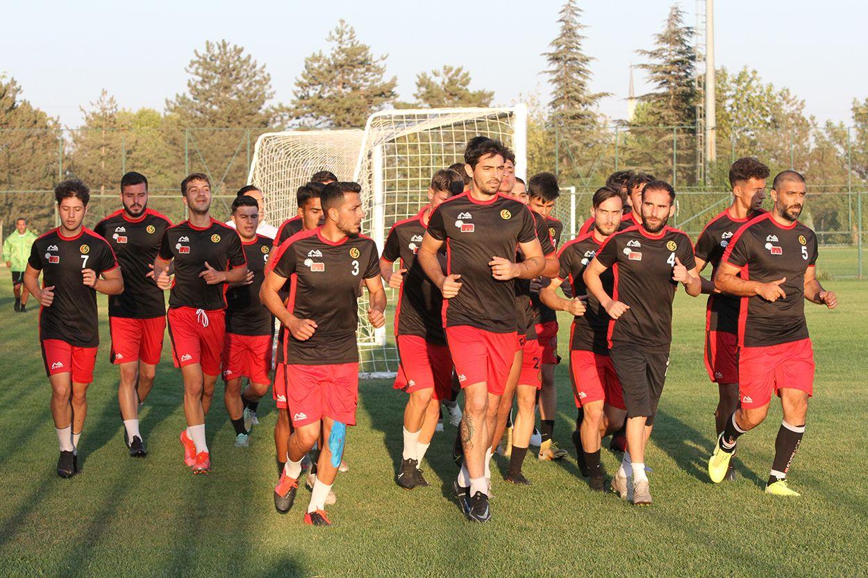 Eskişehirspor'da izin sona erdi
