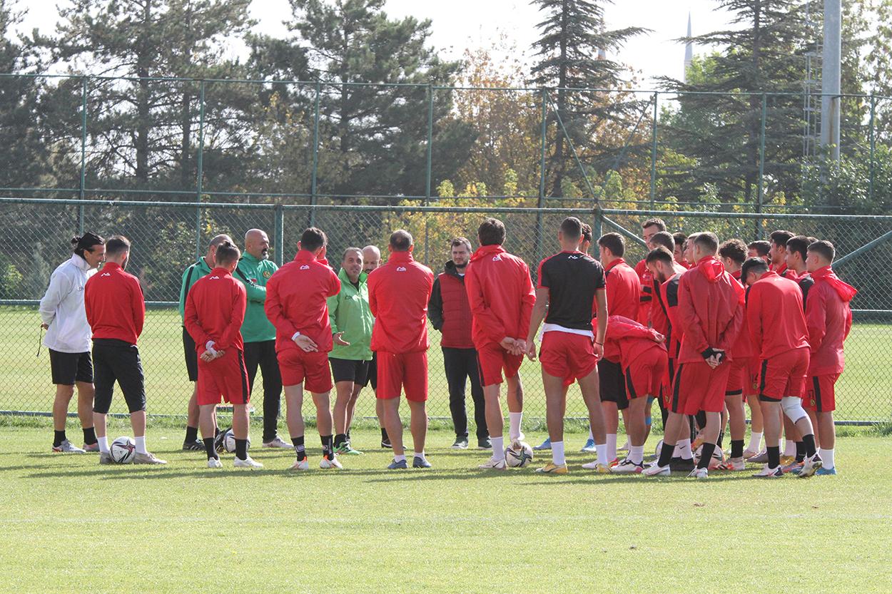 Zonguldak Kömürspor maçı hazırlıklarımız tamamlandı