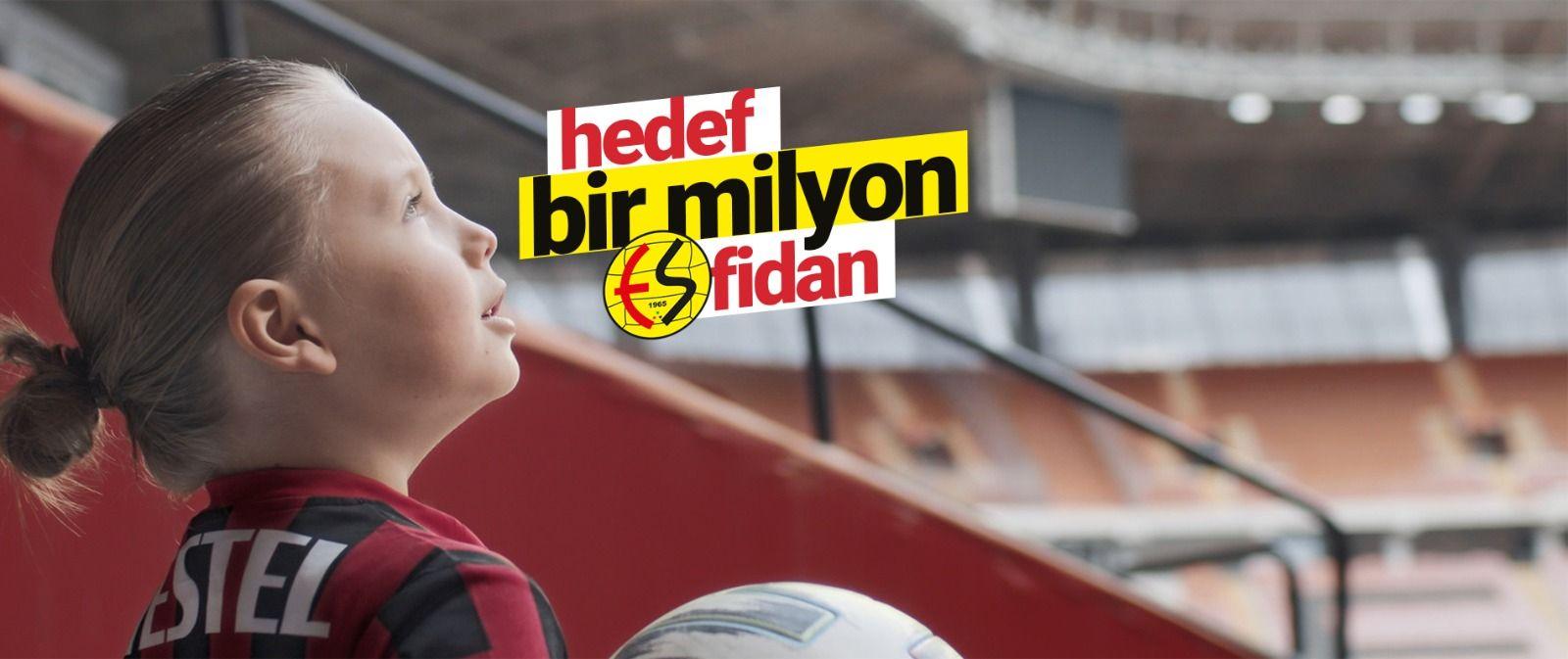 Eskişehirspor için beklenen kampanya başladı!