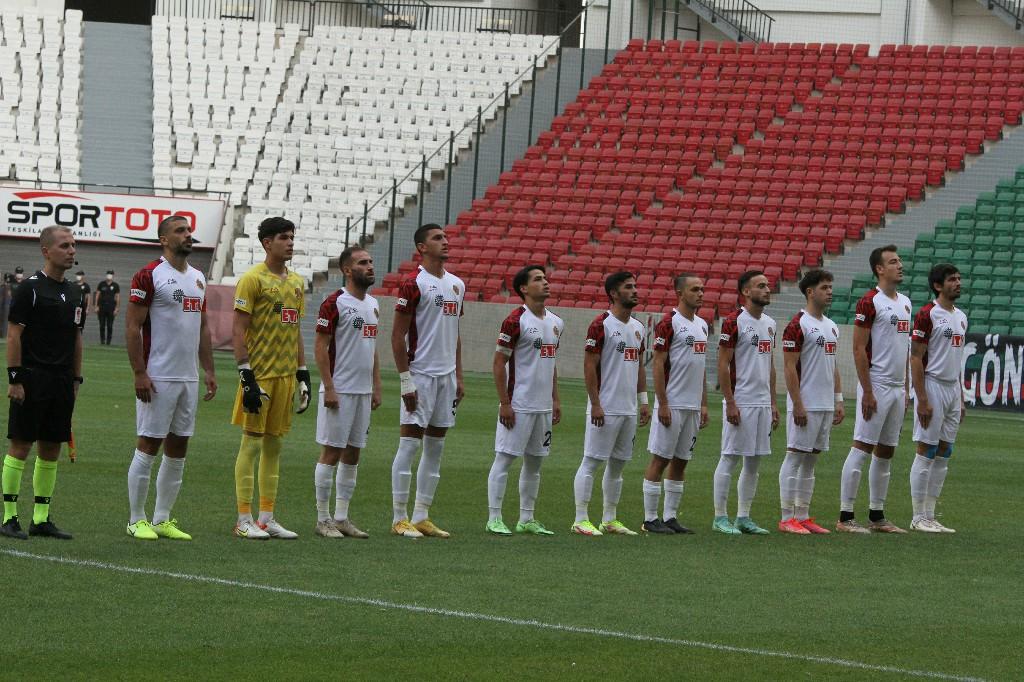 Amedspor:2 Eskişehirspor:1