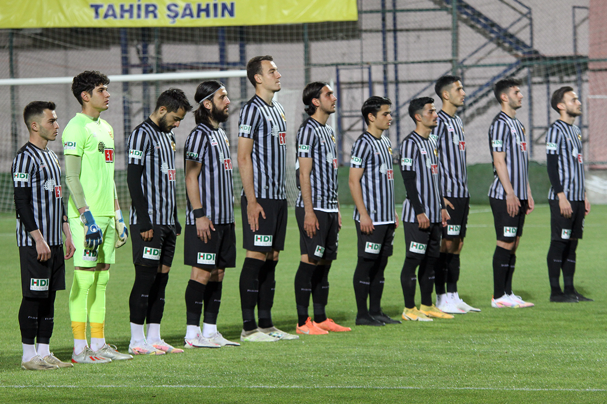 Menemenspor:2 Eskişehirspor:1