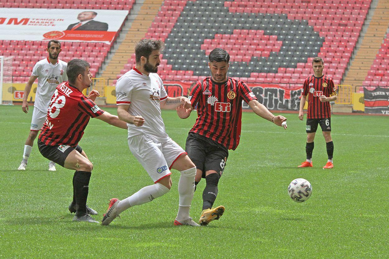 Eskişehirspor 0 - 3 Balıkesirspor
