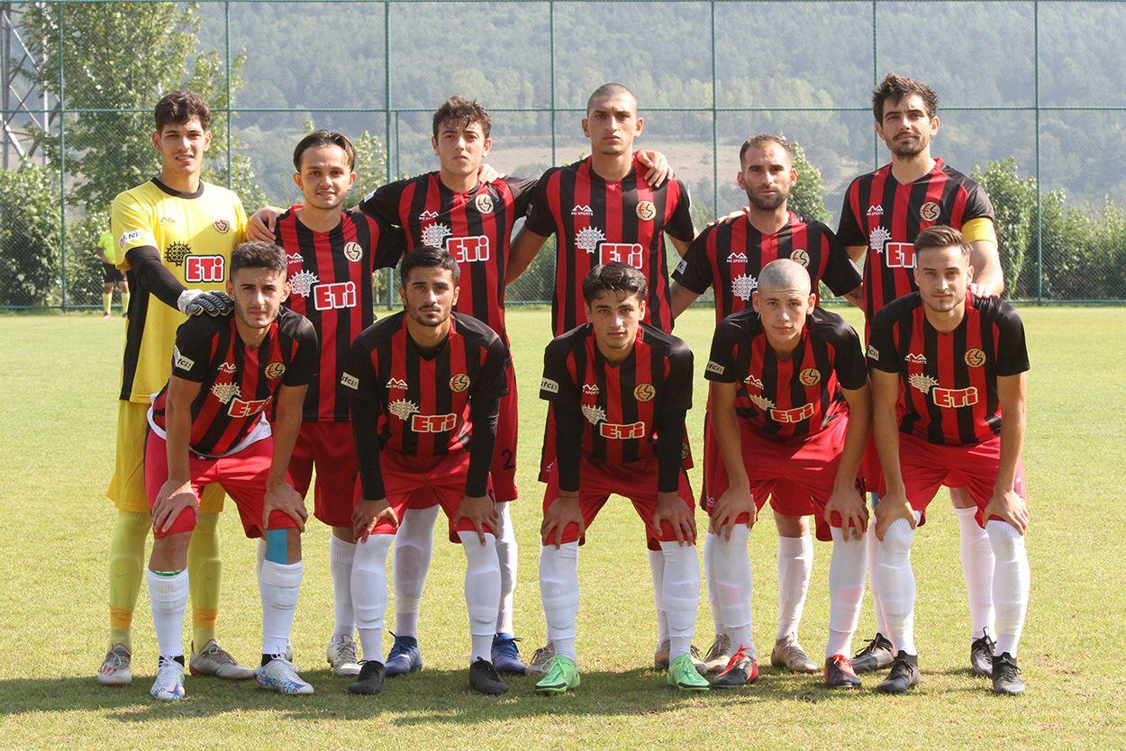 Eskişehirspor 0 - 1 Ordu 1967 Fisk