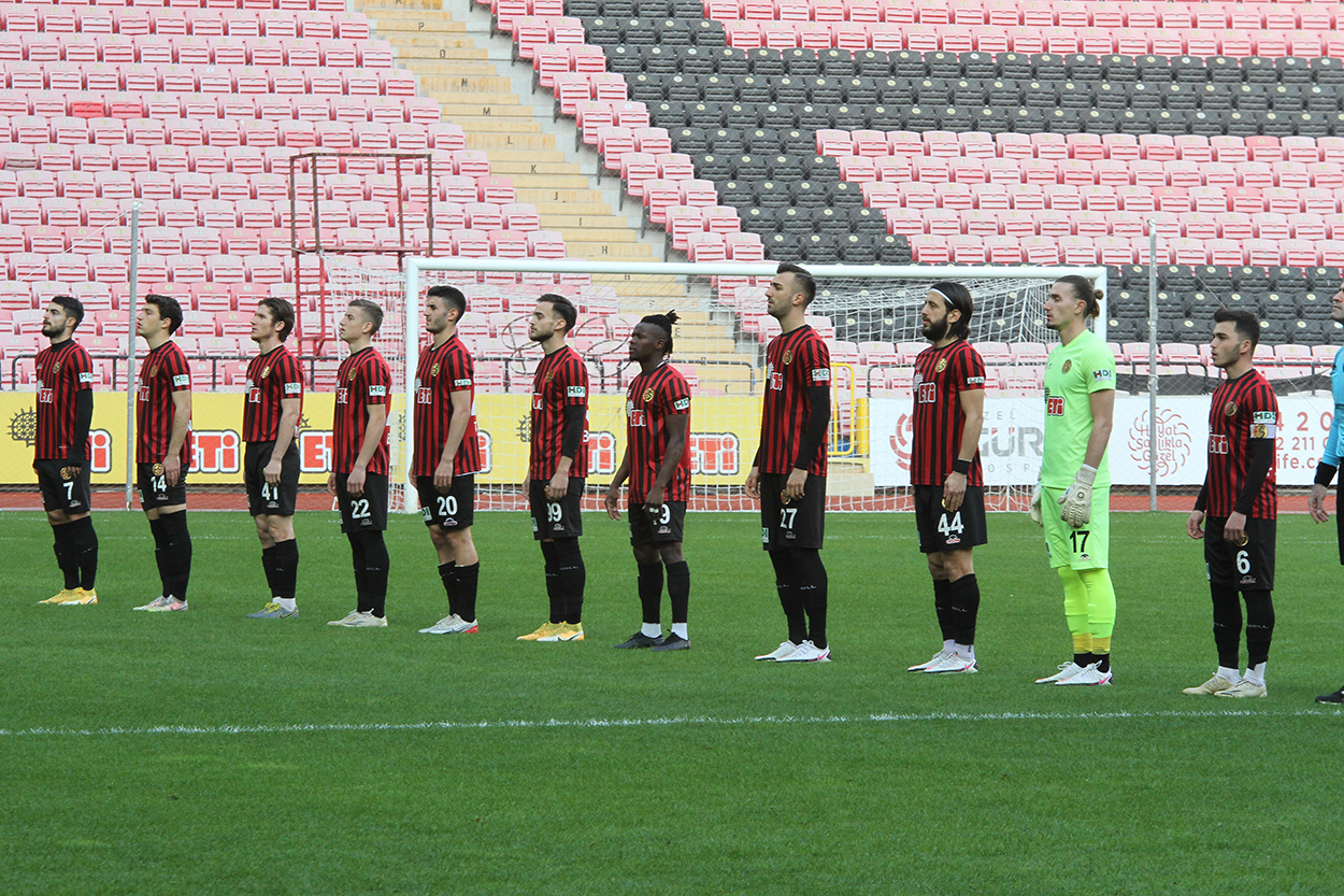 Eskişehirspor:0 Beypiliç Boluspor:2
