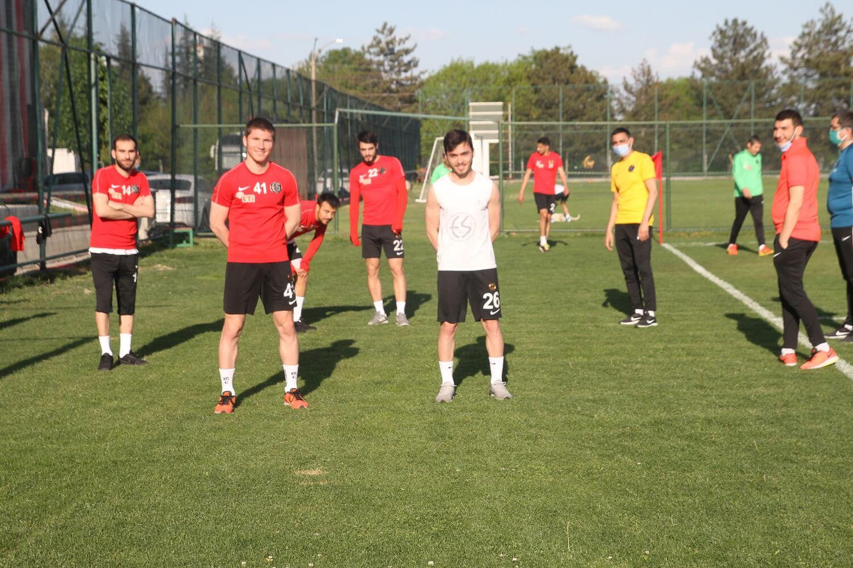 Eskişehirspor hazırlıklara başladı