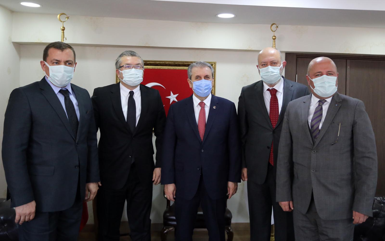 Eskişehirspor'dan ziyaret