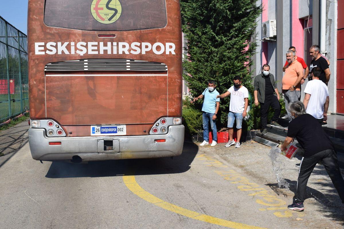 Eskişehirspor Bolu'nun yolunu tuttu