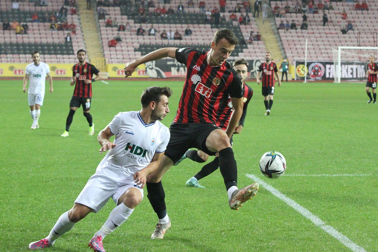 Eskişehirspor 2 - 6 Pazarspor
