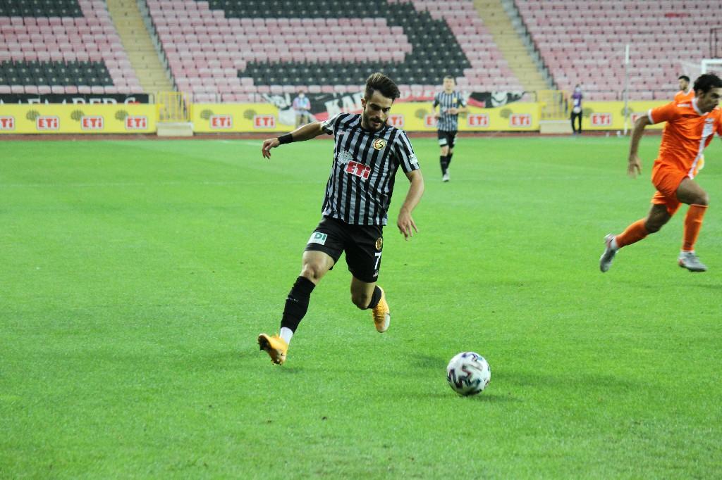 Eskişehirspor:0 Adanaspor:0