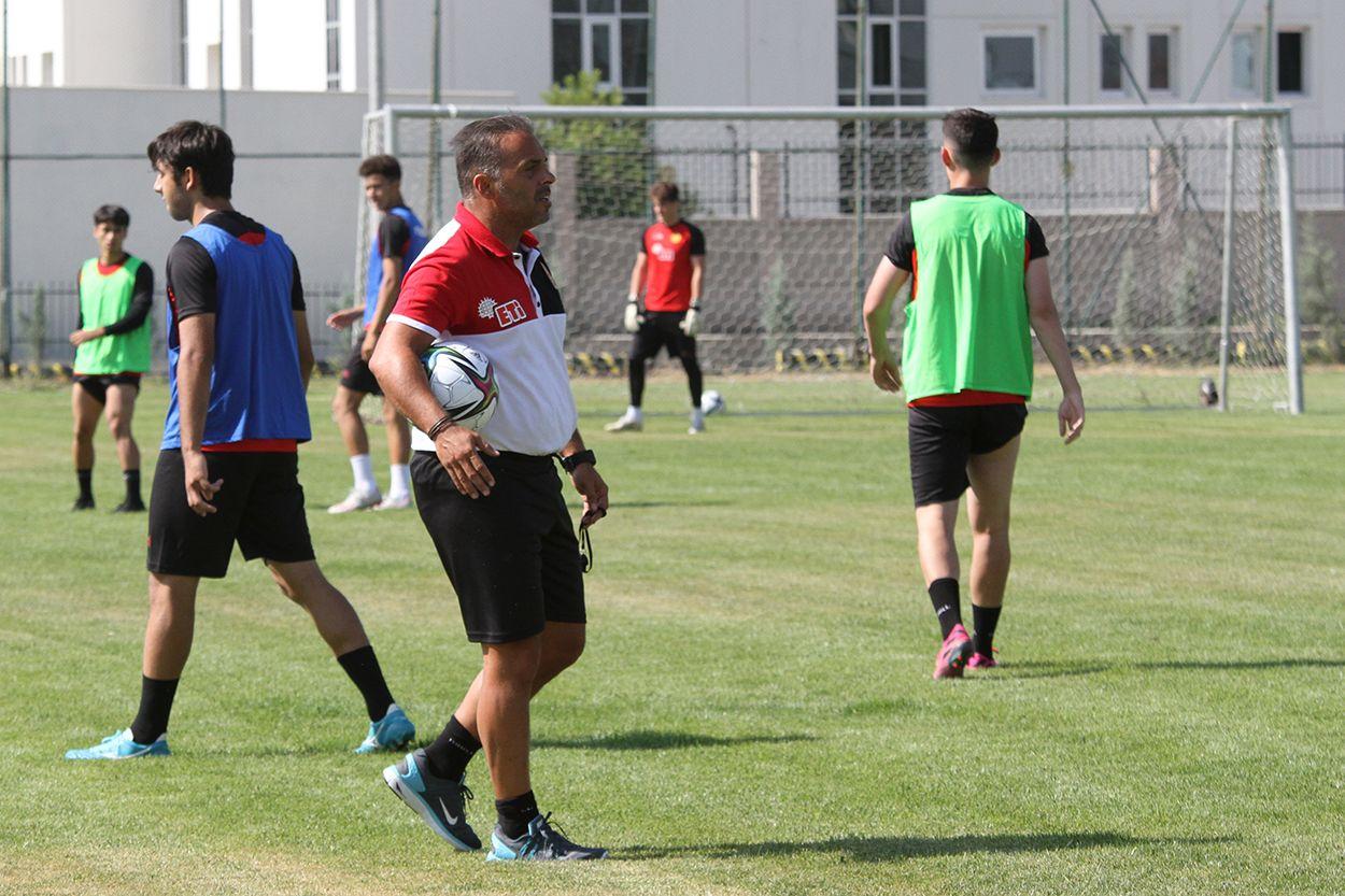 Hayal satmak istemiyoruz, Eskişehirspor'un hedefi..