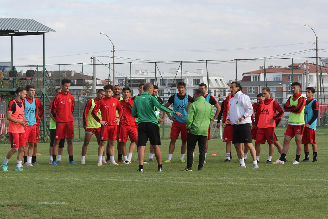 Şanlıurfaspor maçı hazırlıklarımız başladı
