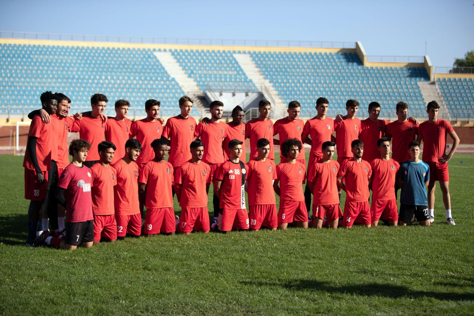 Eskişehirsporumuza Eskişehir Teknik Üniversitesi'nden Destek