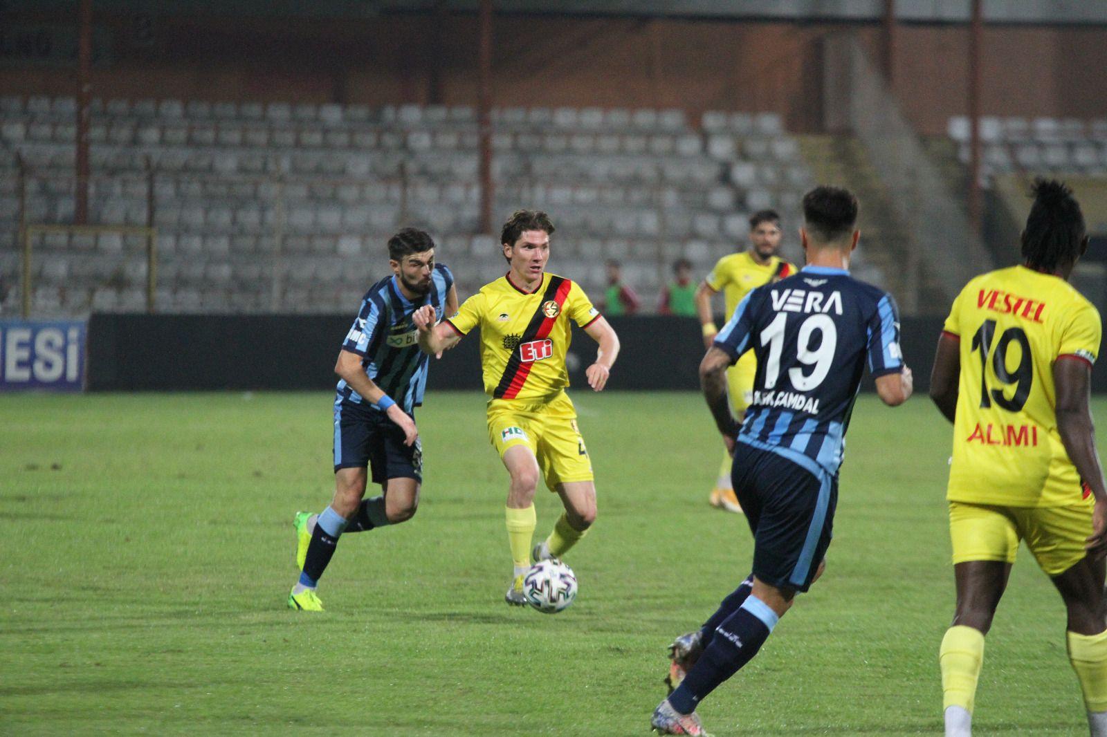 Adana Demirspor 4 - 1 Eskişehirspor