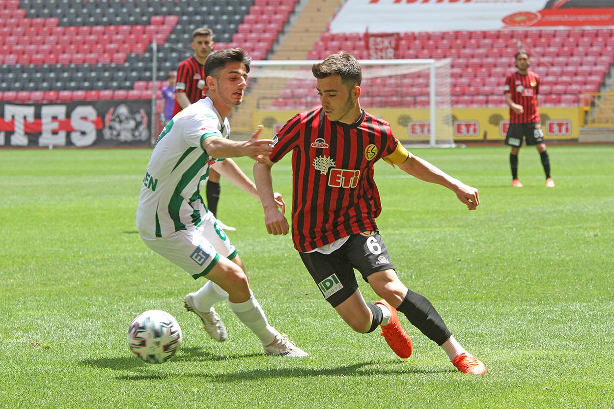 Eskişehirspor 1 - 5 Bursaspor