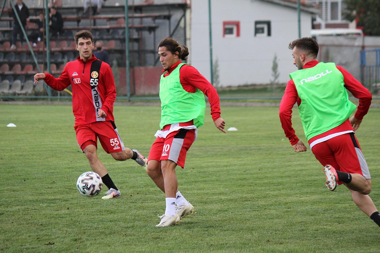 Yılport Samsunspor Maçı Hazırlıklarımız Başladı