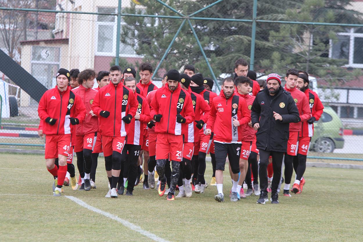 Beypiliç Boluspor Maçı Hazırlıklarımız Tamamlandı