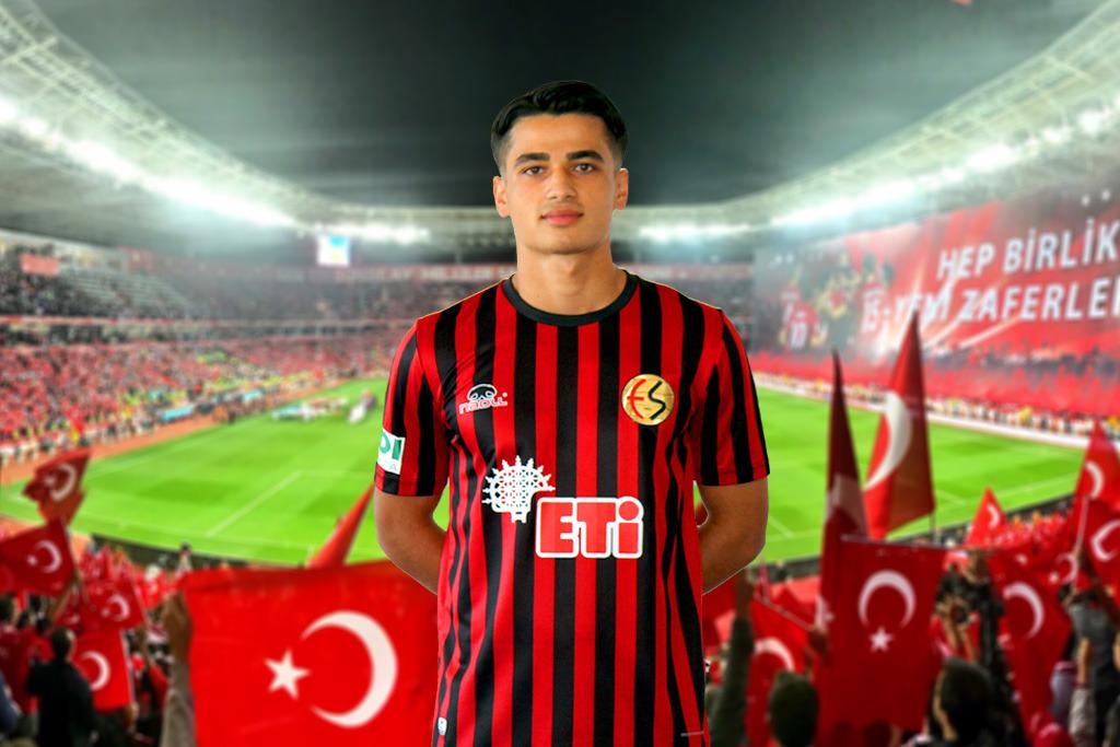 Eskişehirspor'da Milli gurur