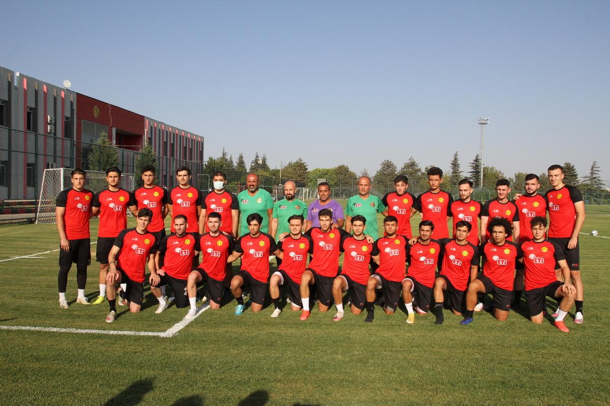 Eskişehirspor kampı Bolu'da yapacak