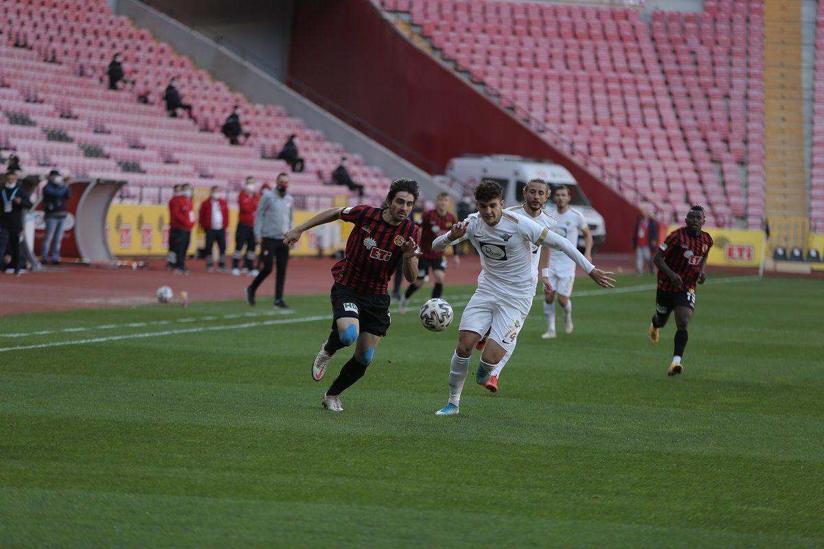 Eskişehirspor 0 - 1 Akhisar