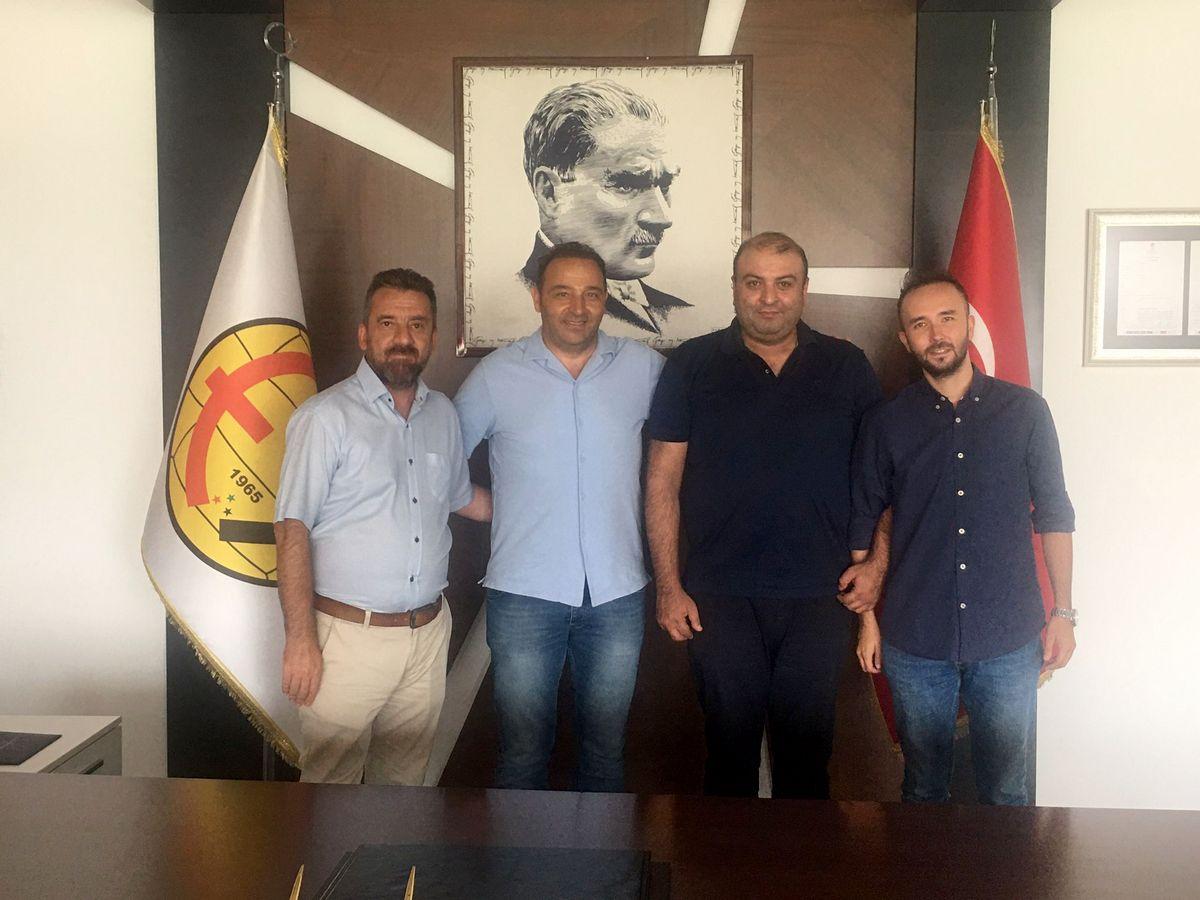 Eskişehirspor'a Fuat Çapa sürprizi
