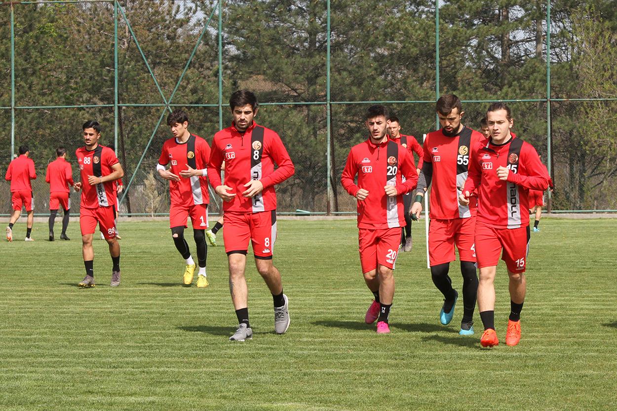 Bursaspor Maçı Hazırlıklarımız Başladı
