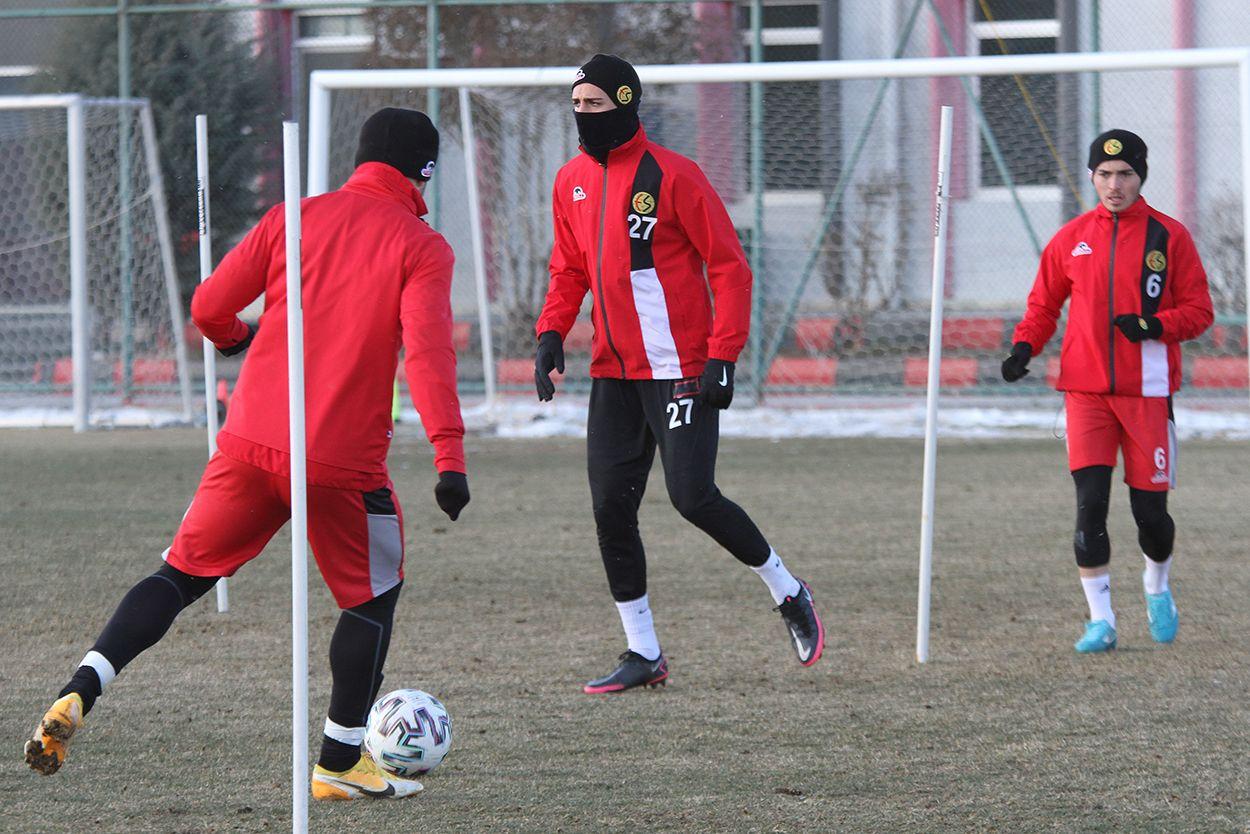 Eskişehirspor'da son rötuşlar