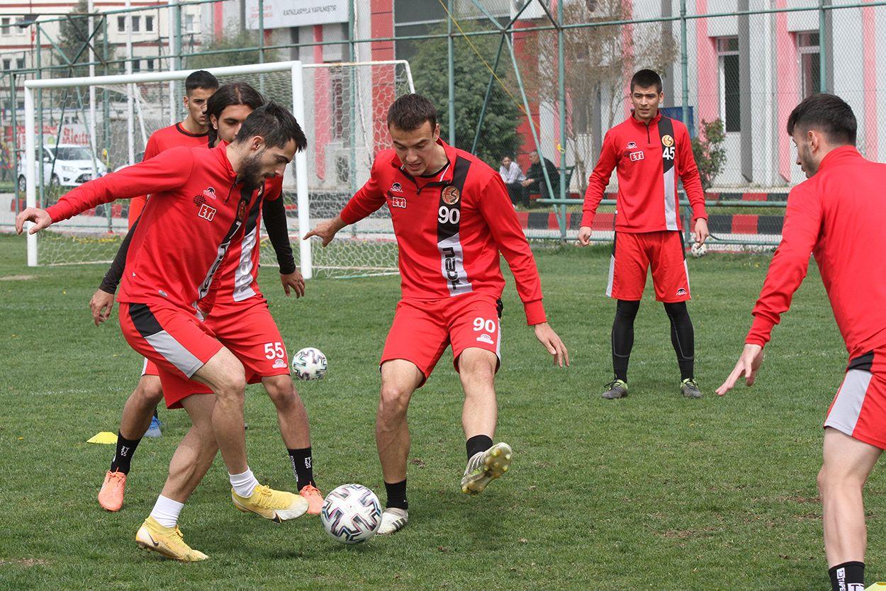 Eskişehirspor Menemenspor'a hazır!