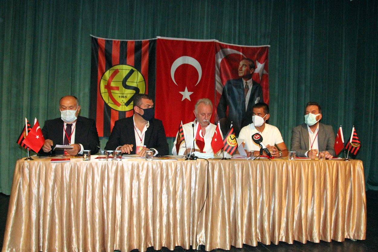 Eskişehirspor'u bu isimler yönetecek!