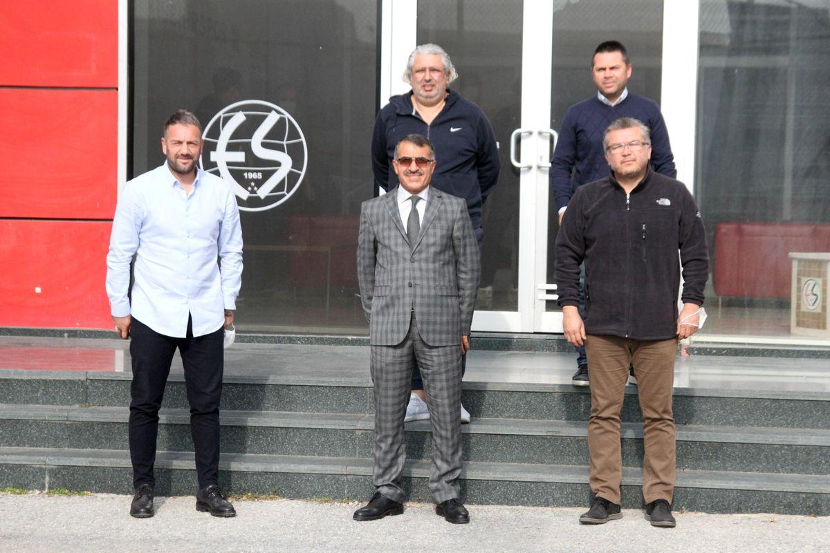 Eskişehirspor'u ziyaret var!