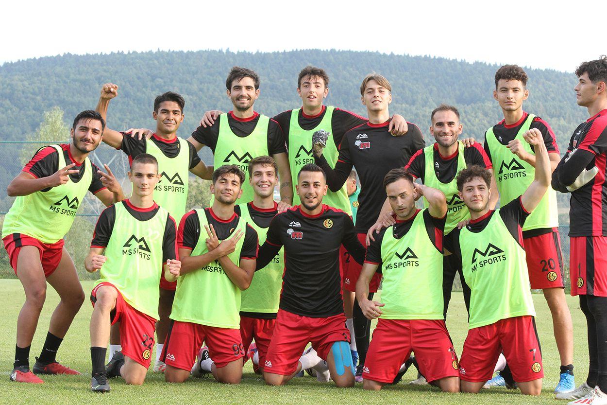 İşte Eskişehirspor'un kamp maç programı