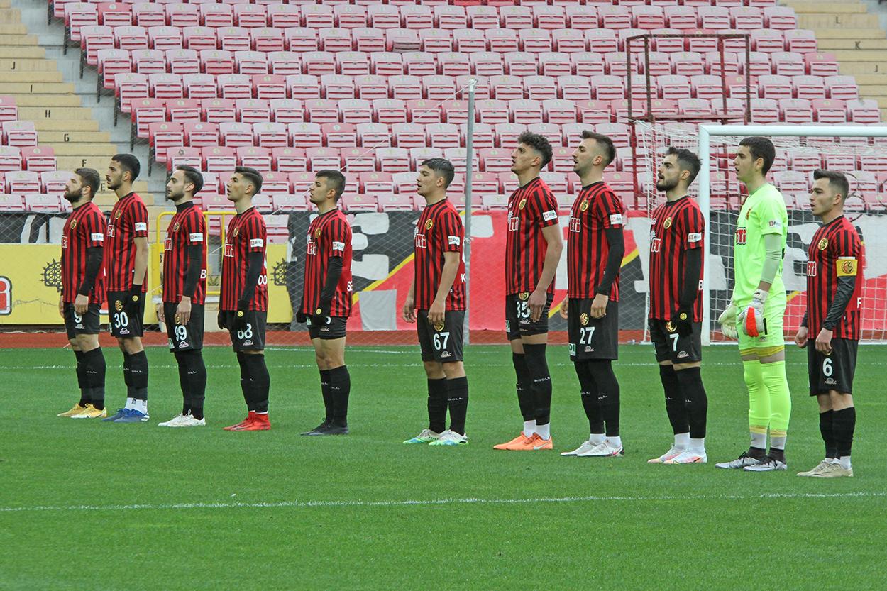 Eskişehirspor:0 Giresunspor:5