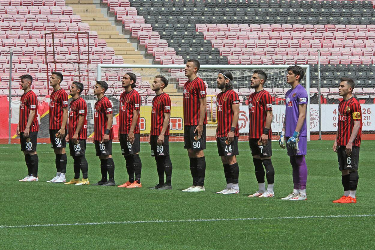 Eskişehirspor:1 Bursaspor:5