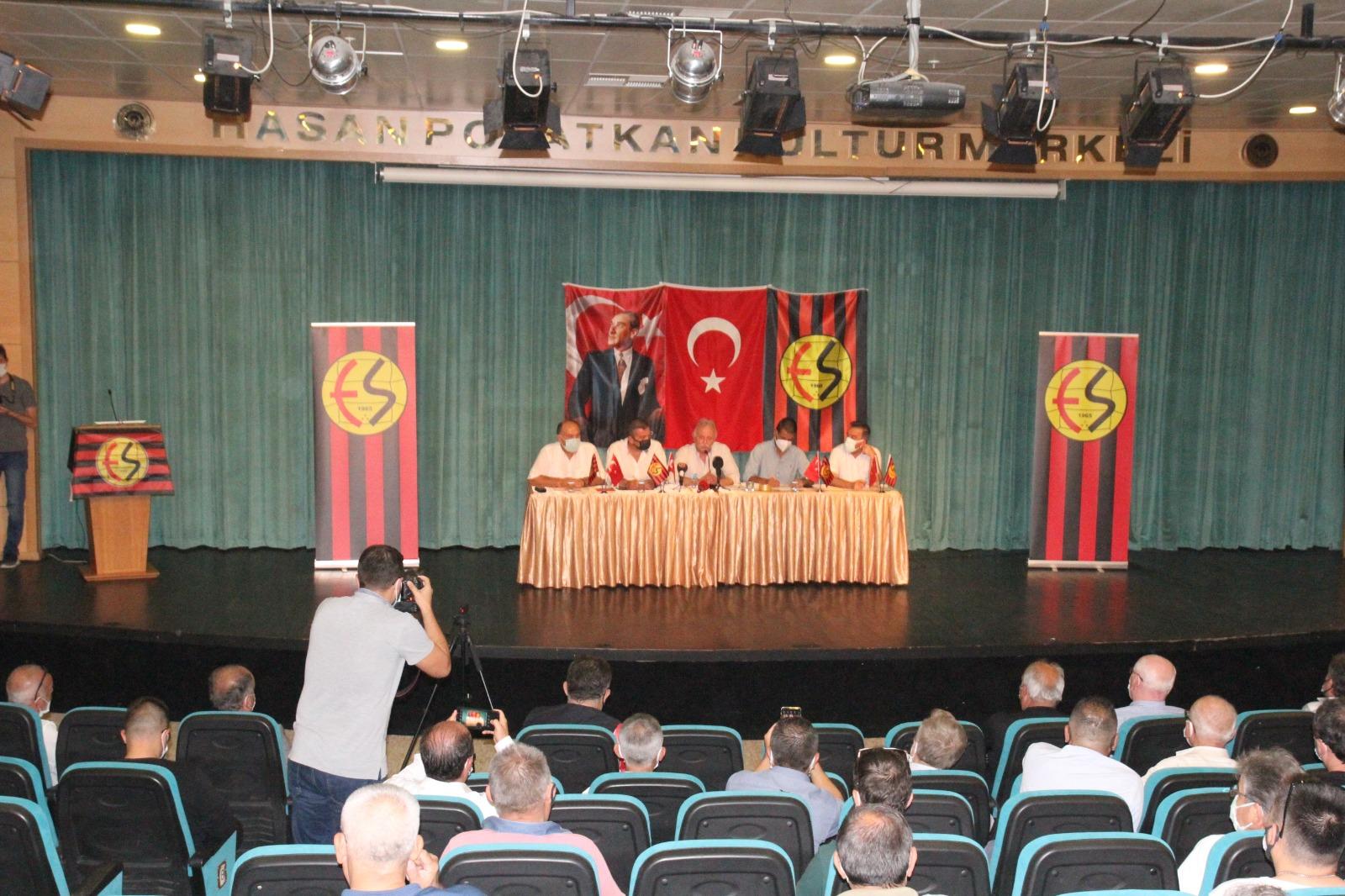 Eskişehirspor yönetiminde hangi partilerden temsilci olacak?