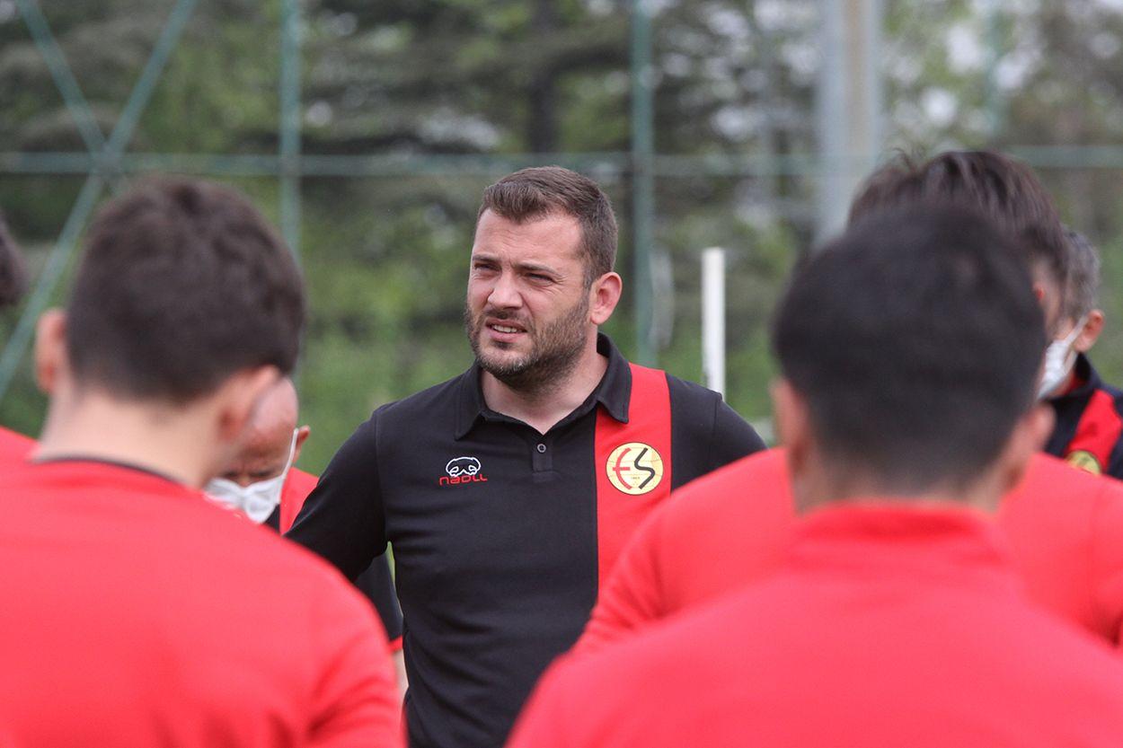 Eskişehirspor'da son demler!