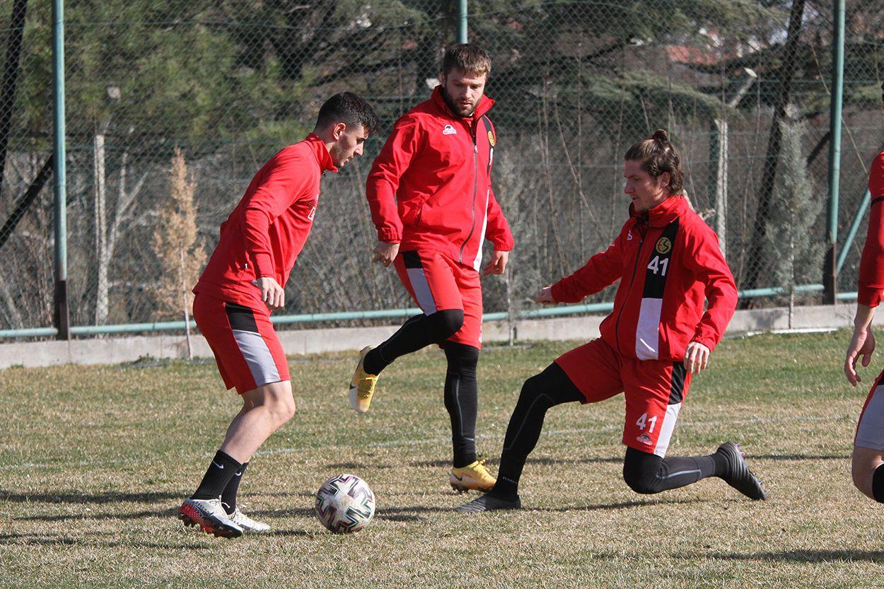 Eskişehirspor, İstanbulspor'a hazır!