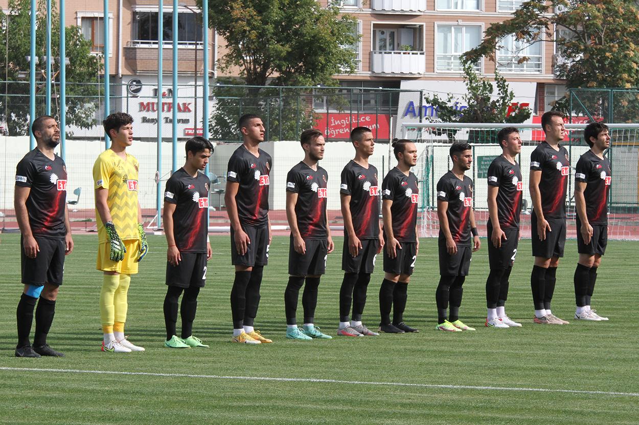 Kırklarelispor:3 Eskişehirspor:2