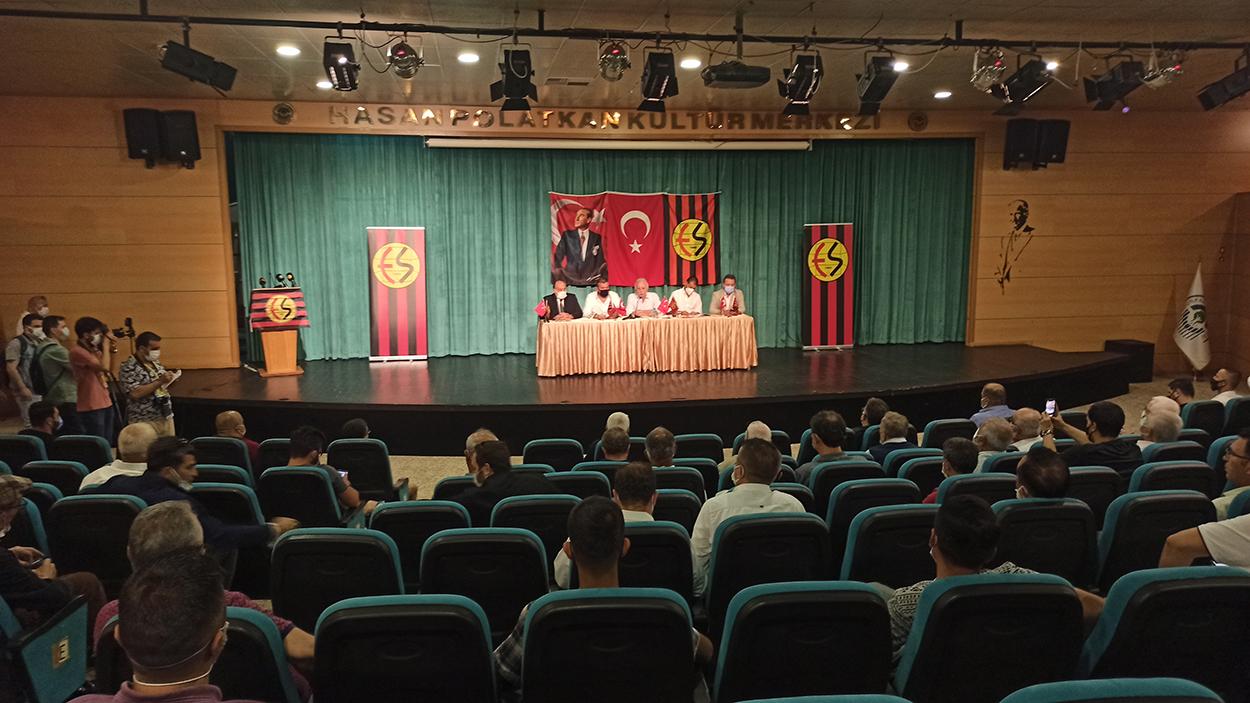Olağanüstü Seçimli Genel Kurulu Toplantımıza ara verildi